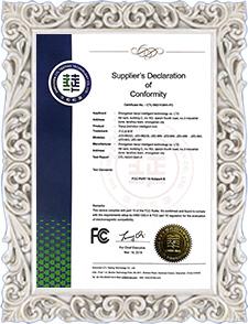 FCC authentication
